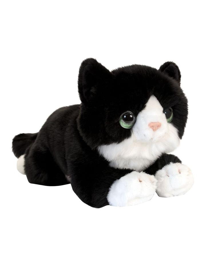 Cuddle Kitten Black 32cm image 1