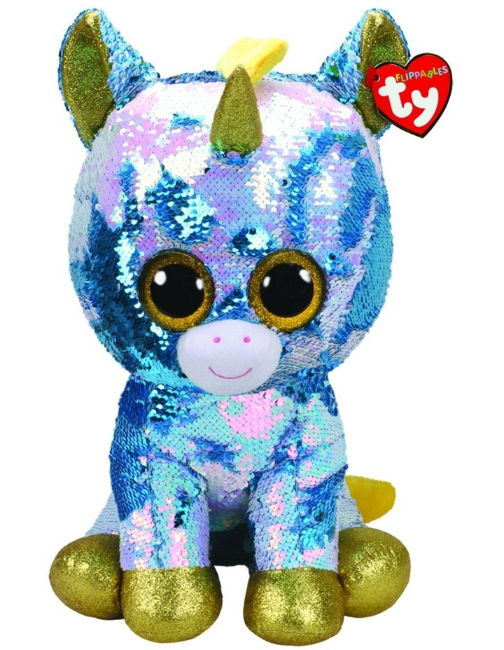 Large Flippables  - Dazzle Unicorn image 1
