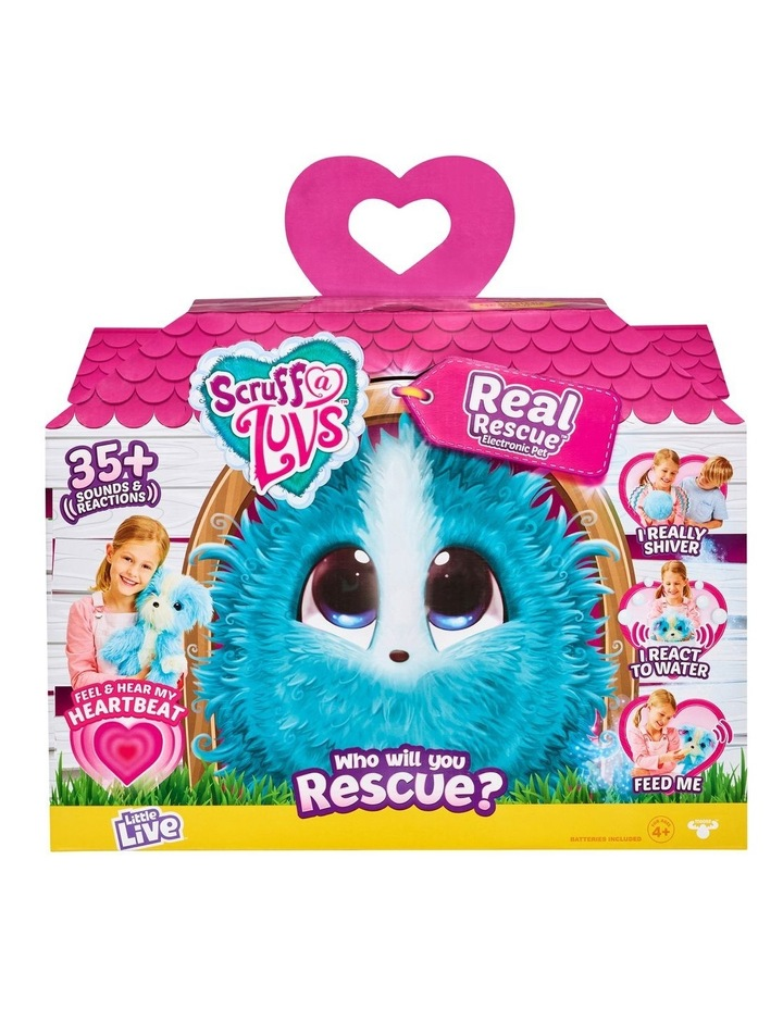 Little Live Scruff-a-Luvs Real Rescue image 2