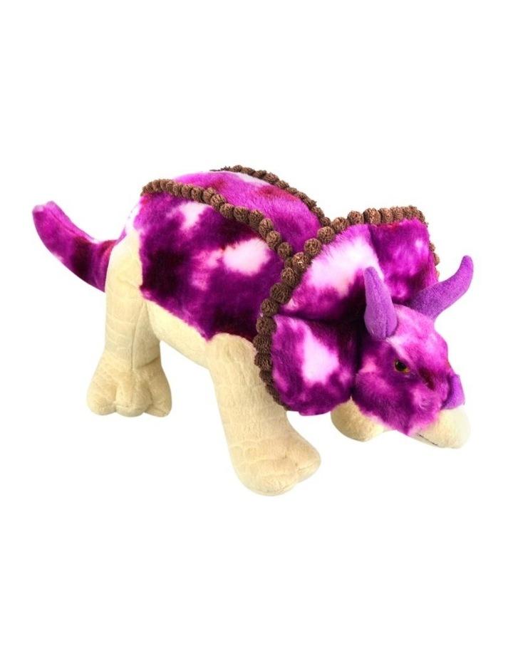 Dinosaur Triceratops 45cm image 1