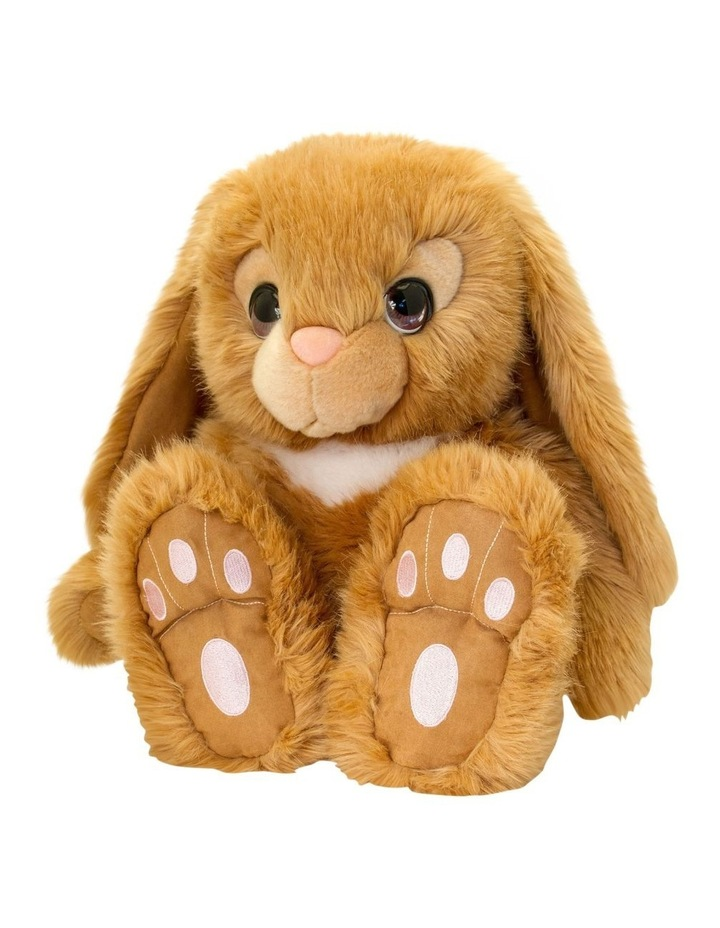 Cuddle Bunny Brown Large image 1