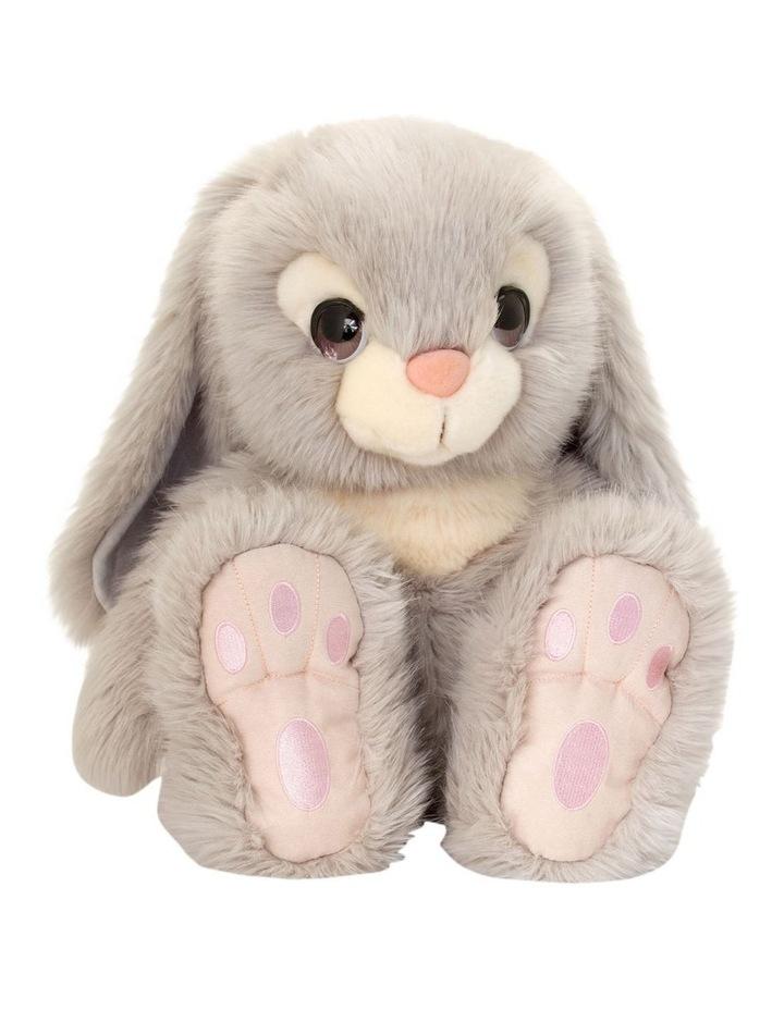 Cuddle Bunny Grey Large image 1