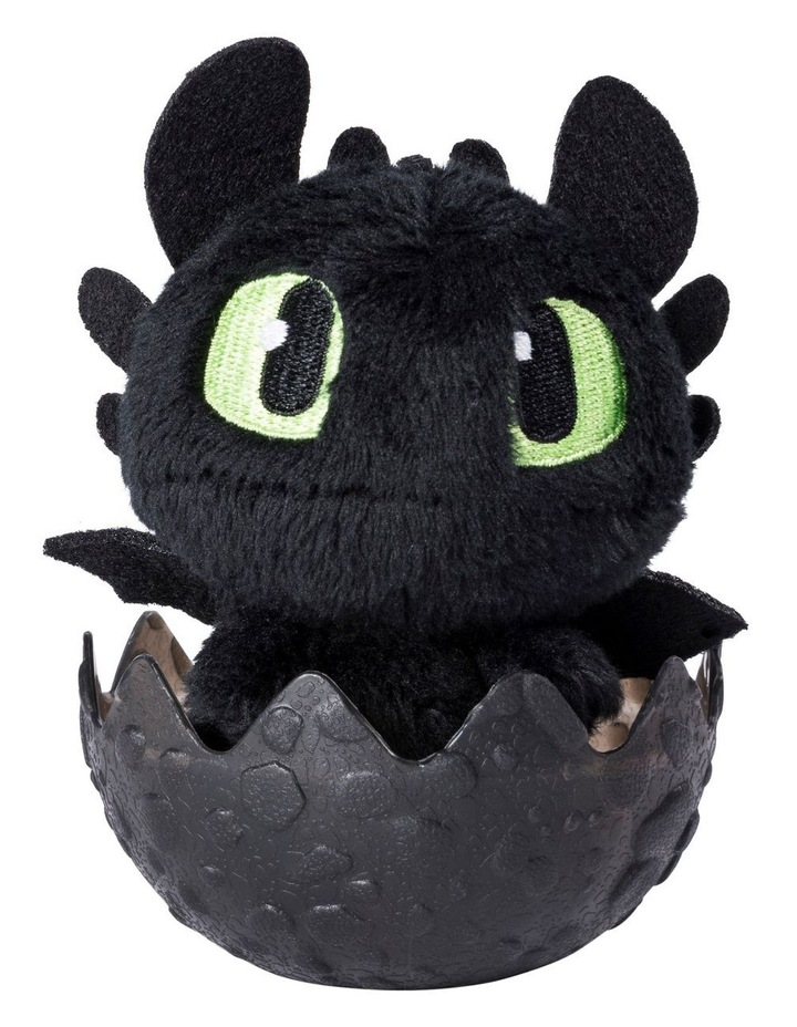 How To Train Your Dragon Plush Dragon in Egg - Assortment image 2
