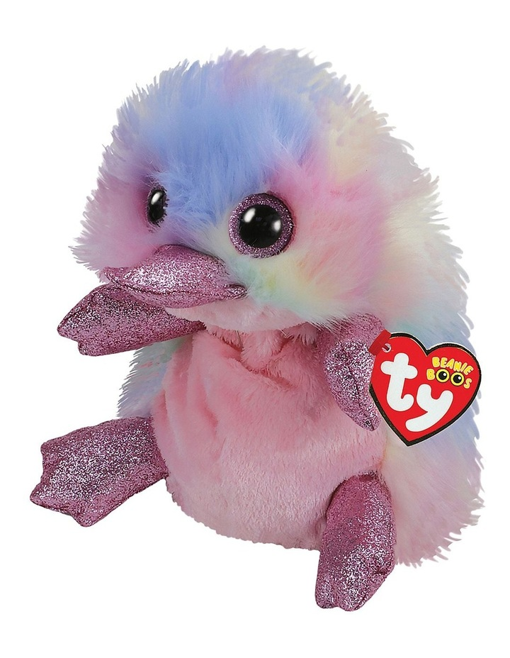 MED Beanie Boo - Petunia Platypus image 1