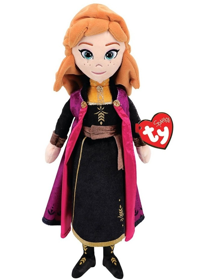 Frozen - Medium Anna Princess Plush image 1