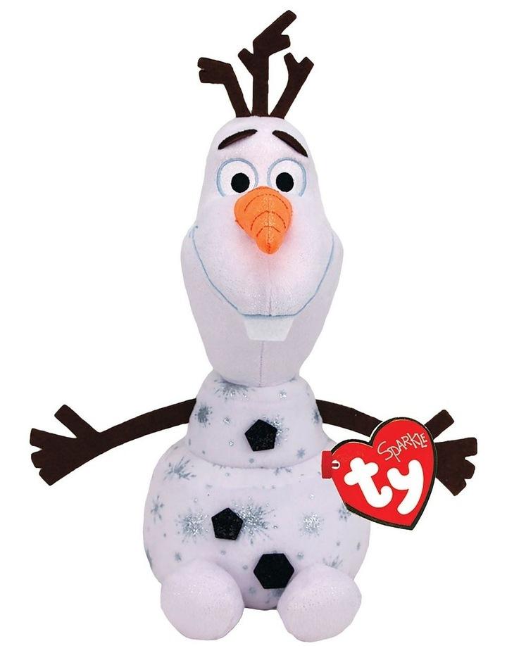 Frozen - Medium Olaf Snowman Plush image 1