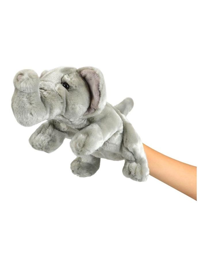 Elephant Body Puppet 32cm image 1