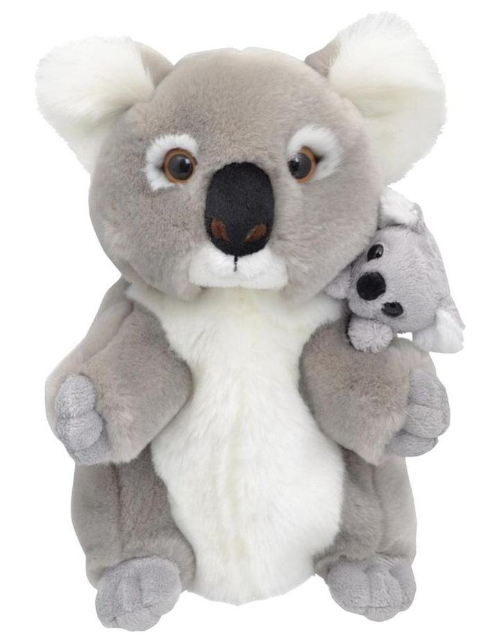 Koala with Baby Body Puppet 32cm image 1