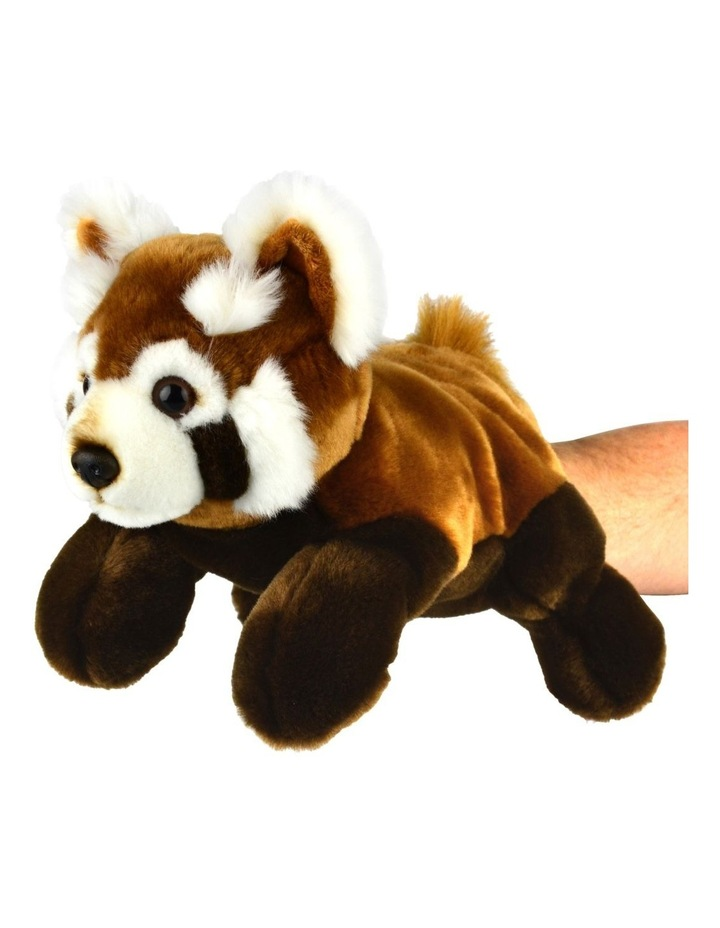 Red Panda Body Puppet 32cm image 1