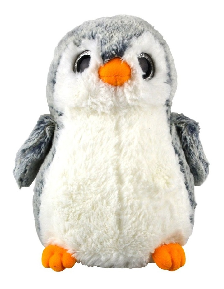Penguin Sparkle Grey 23cm image 1