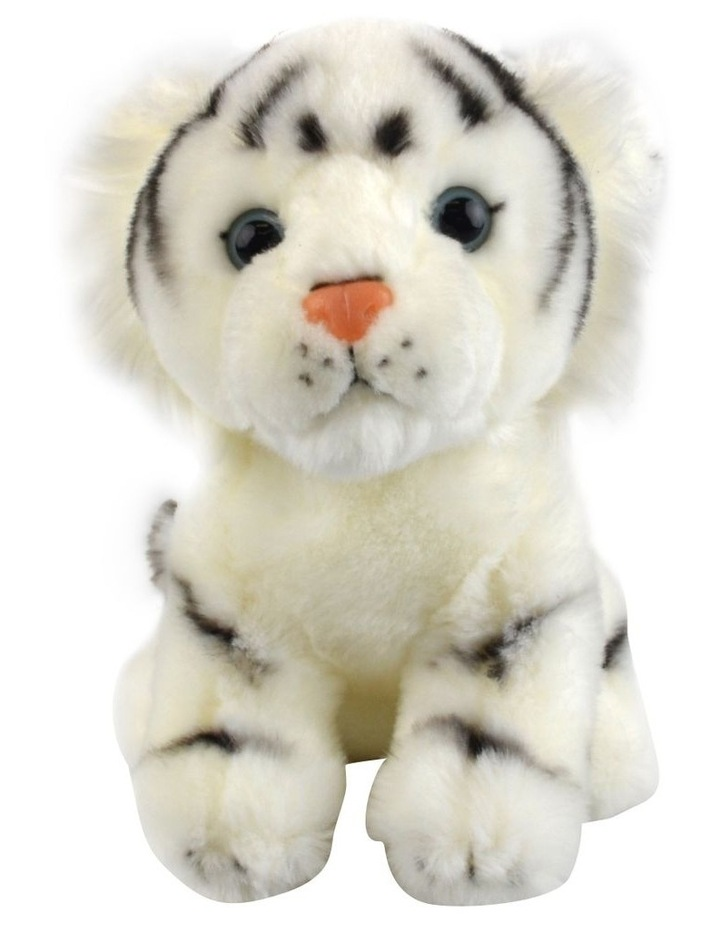 Lil Friends Tiger White 18cm image 1