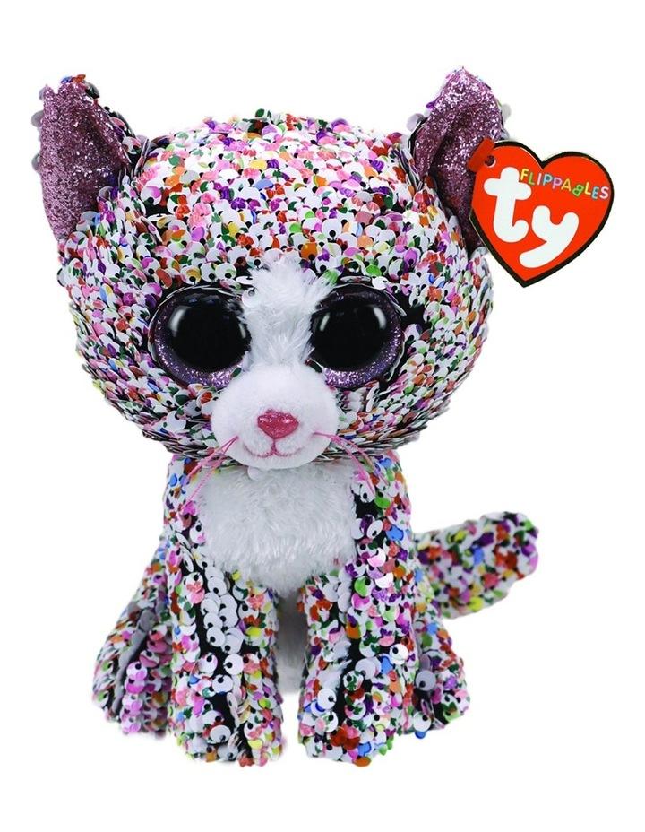 Medium Flippable Confetti Cat image 1