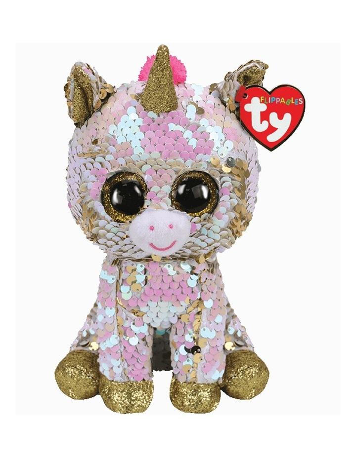 Ty Medium Flippable Fantasia Unicorn image 1