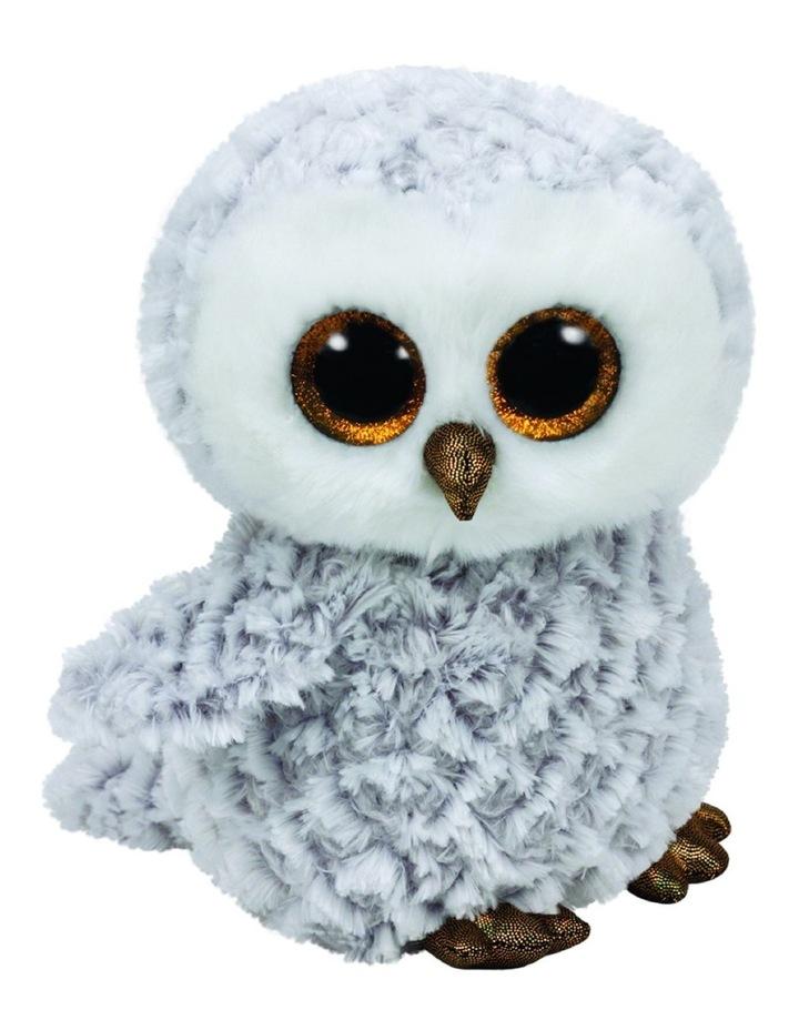 Beanie Boos MED Owlette White Owl image 1