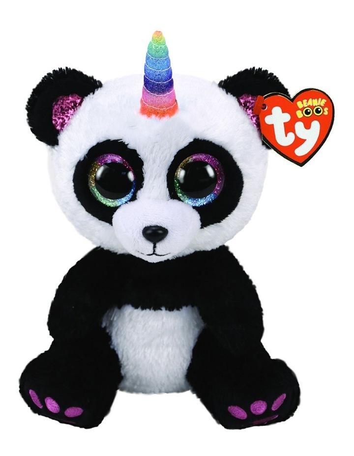 Beanie Boos Medium Paris Panda w/Horn image 1