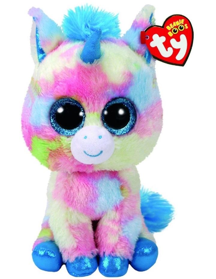 Beanie Boos MED Blitz Multicoloured Unicorn image 1