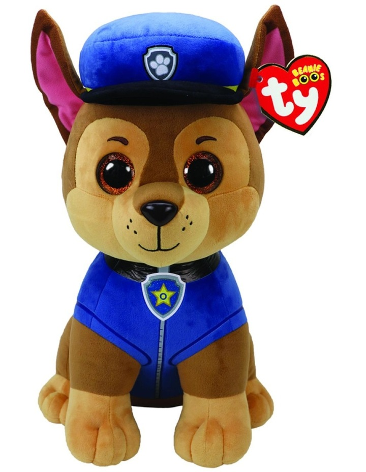 Beanie Boos Paw Patrol Large - Chase image 1