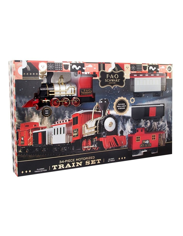 Train Set 30pcs image 1