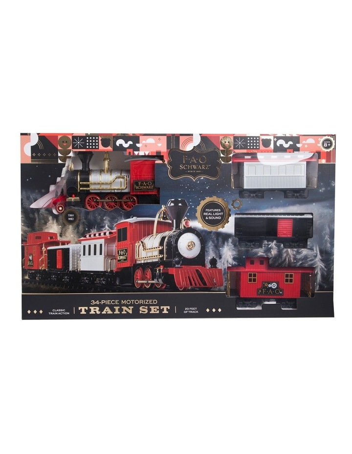 Train Set 30pcs image 2