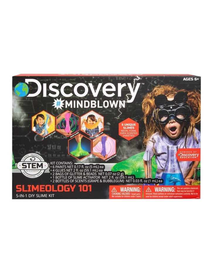 Slimeology DIY 5in1 Kit image 1