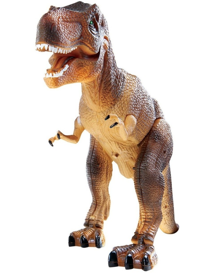 Toy Dinosaur Set 5pc T-Rex image 3