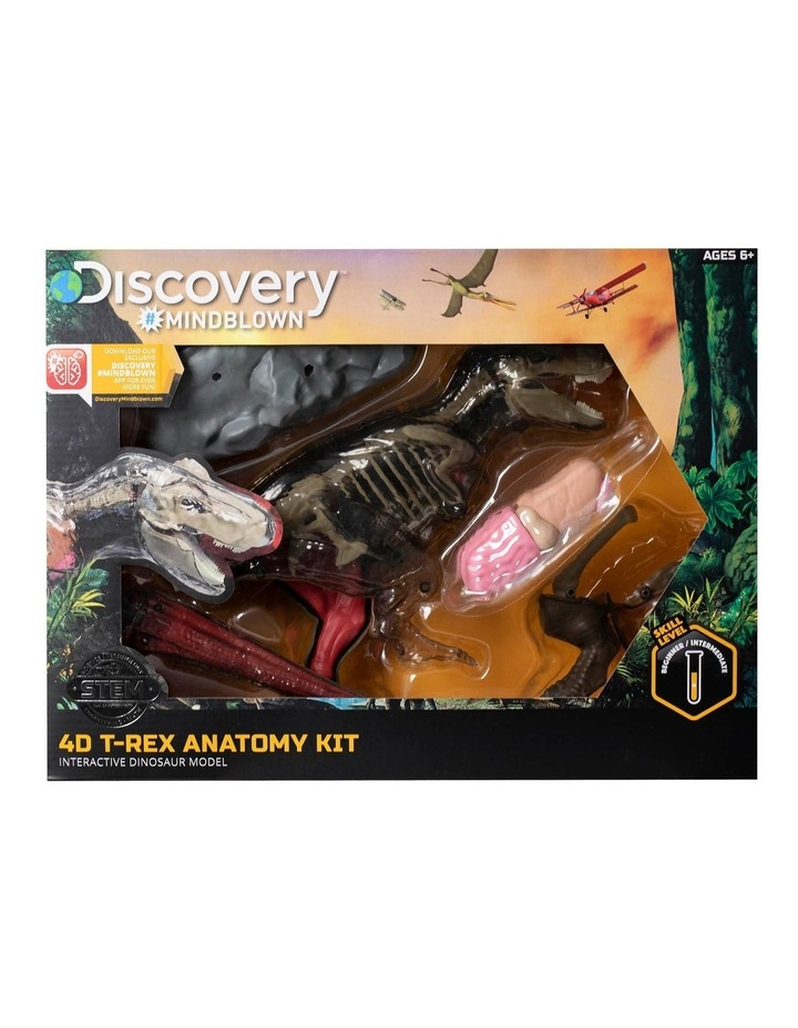 Anatomy TRex Kit image 1