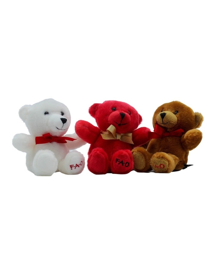 Plush Mini Bears 3pack image 6