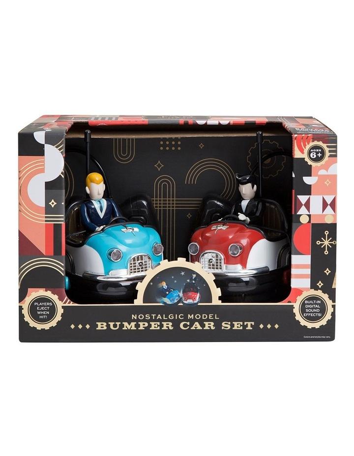 Remote Control Bumper Car Set Retro image 1