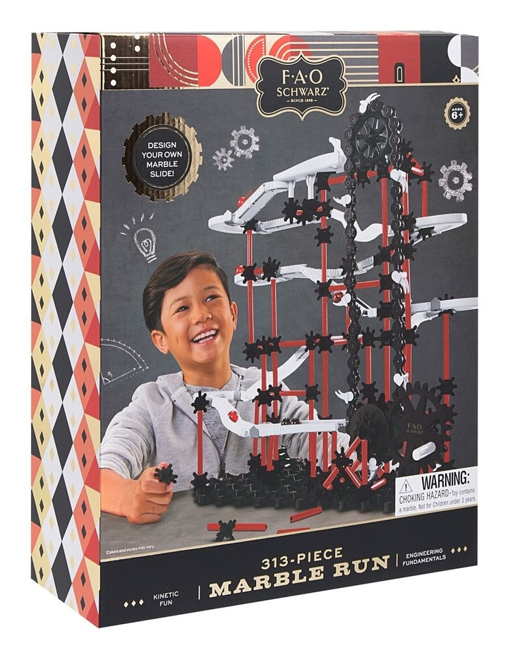 Toy Marble Run 321pc image 1