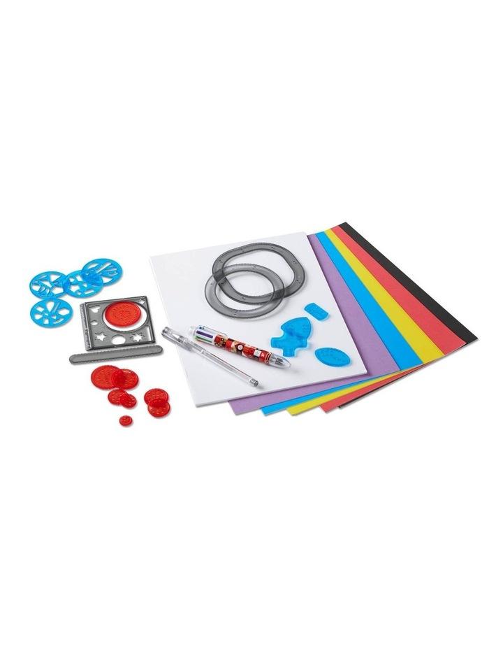 Toy Spiral Art Set 24pcs PDQ image 2
