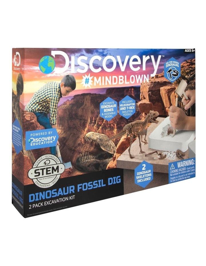 Dinosaur Excavation Kit Puzzle image 1