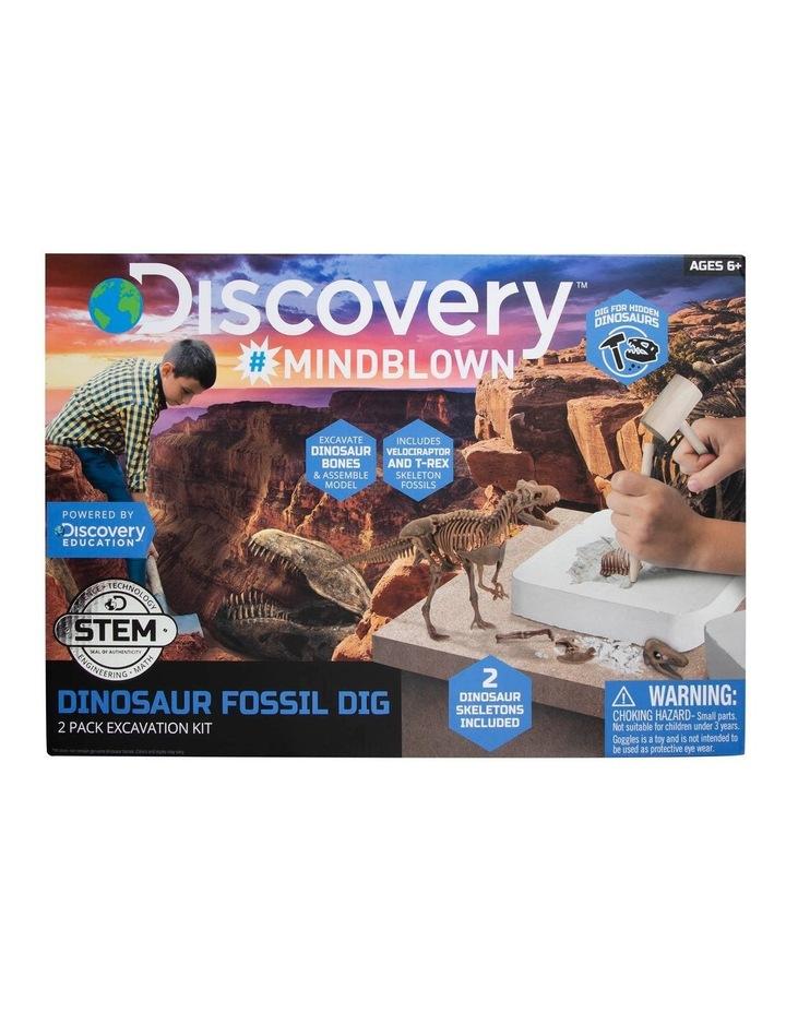 Dinosaur Excavation Kit Puzzle image 2