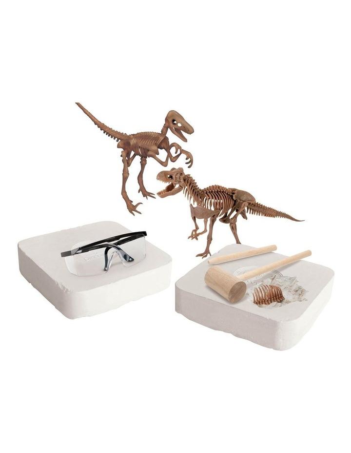 Dinosaur Excavation Kit Puzzle image 3