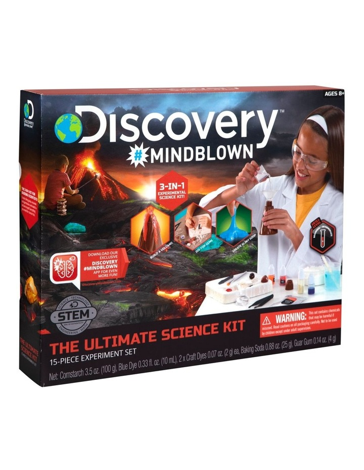 Discovery The Ultimate Science Kit image 1