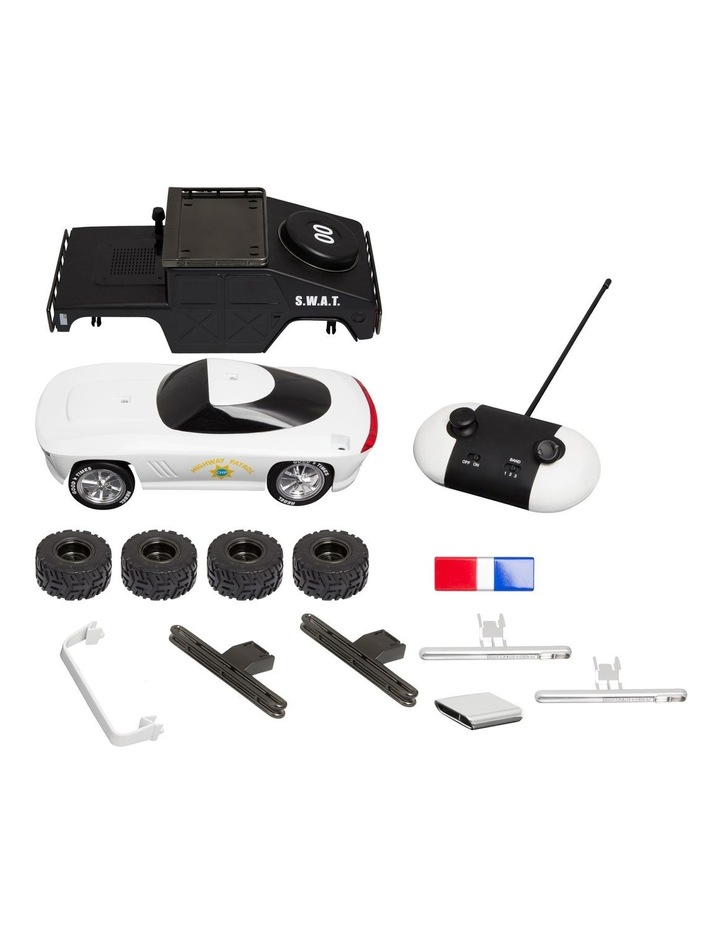 Make-Your-Own RC Smokey and Peacekeeper Assembly Kit image 1