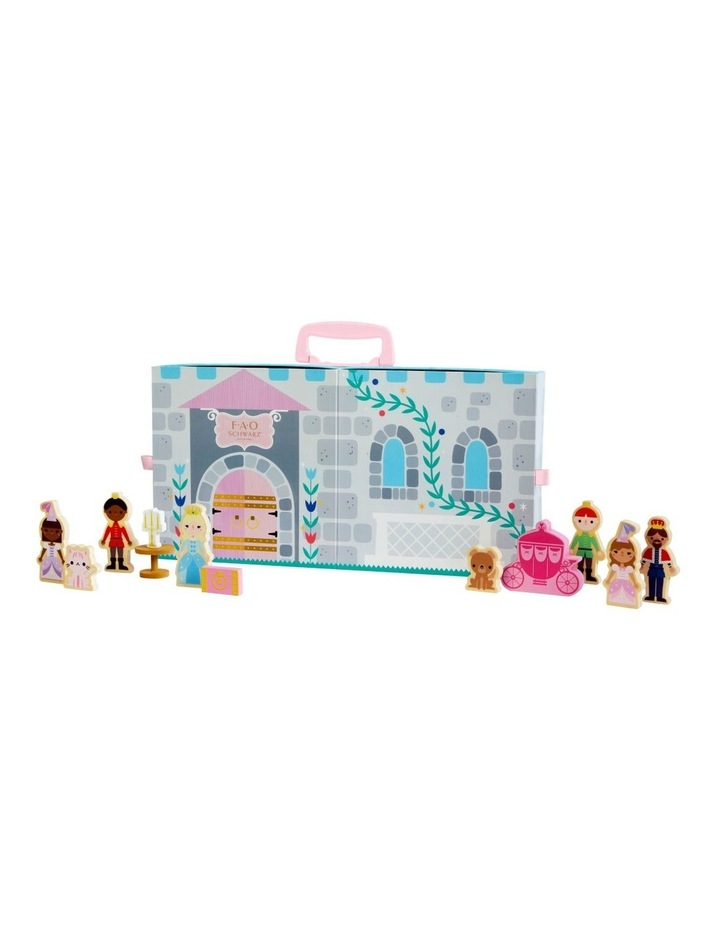 Princess Castle Play Set with Carrycase image 1