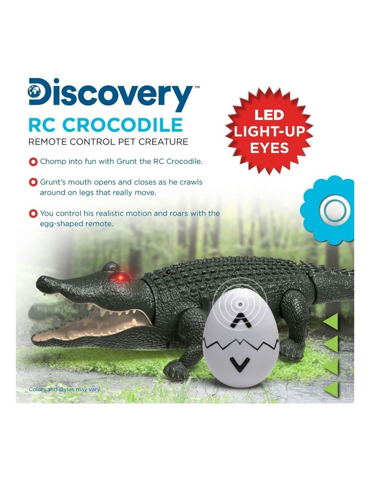 RC Crocodile image 3