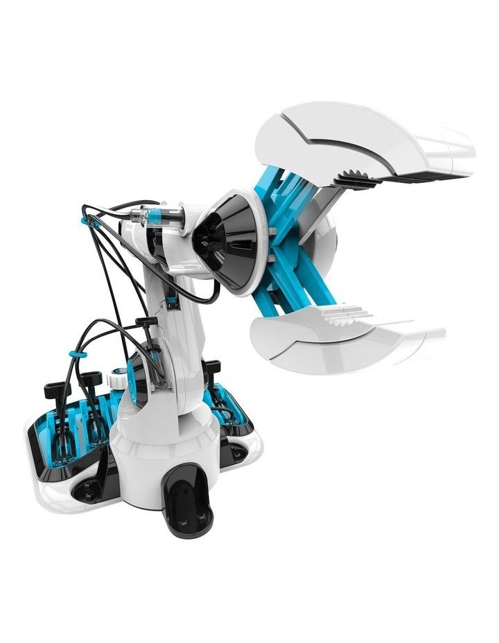 Toy DIY Robotic Arm with Hydraulic image 1