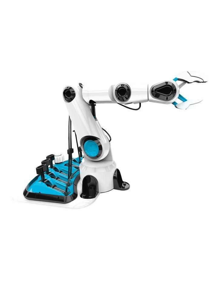 Toy DIY Robotic Arm with Hydraulic image 2