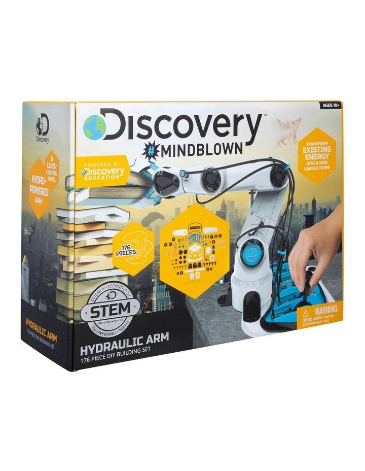 Toy DIY Robotic Arm with Hydraulic image 4