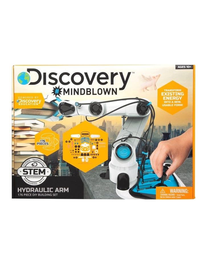 Toy DIY Robotic Arm with Hydraulic image 5