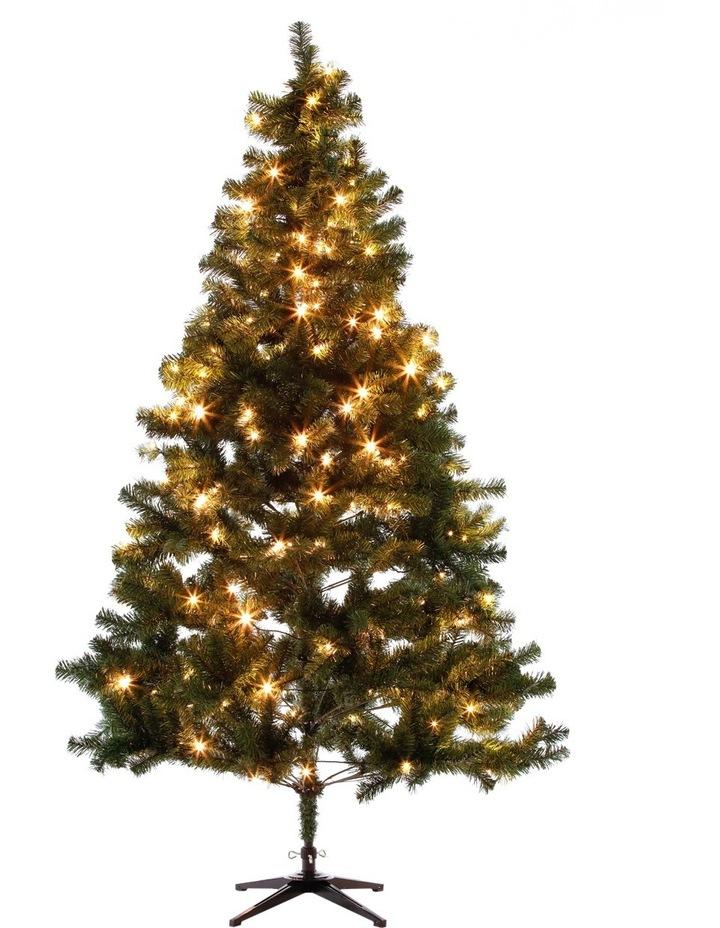 Australian Christmas Tree Pine.Myer Giftorium Aspen Pine Pre Lit Tree