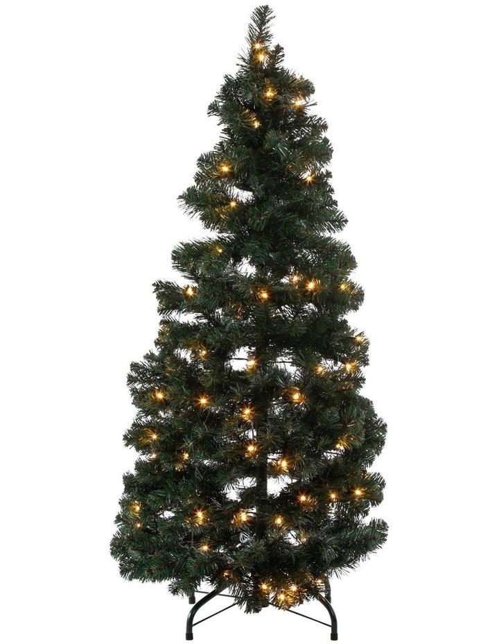 Pre-Lit Pop Up Tree - 120cm image 2
