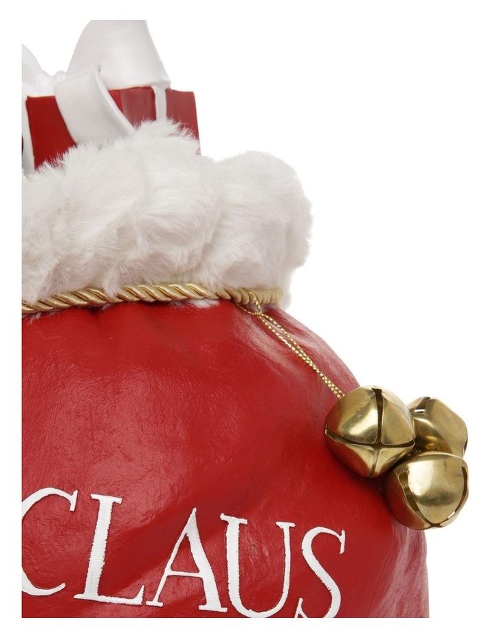 Heirloom Polyresin Gift Bag Shape Door Stopper image 3