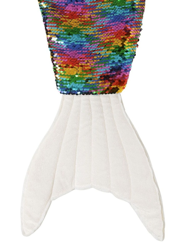 Limited Edition Multi Colour Sequin Mermaid Stocking image 2