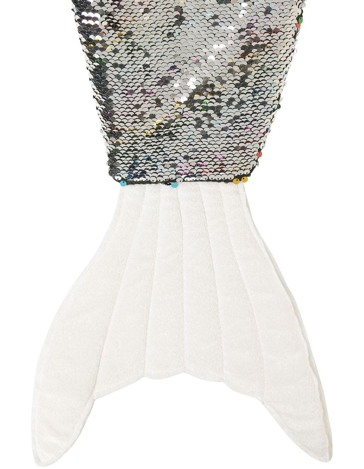 Limited Edition Multi Colour Sequin Mermaid Stocking image 3