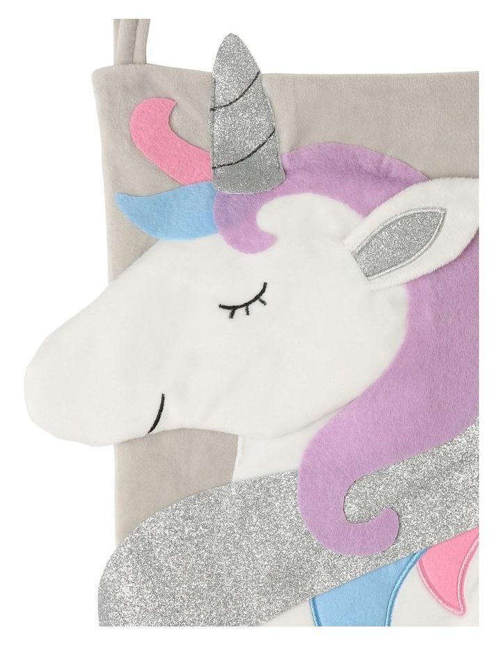 Baby's First Unicorn Stocking image 2