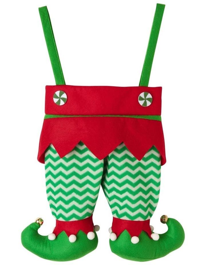 Heirloom Elf Bag Stocking image 1
