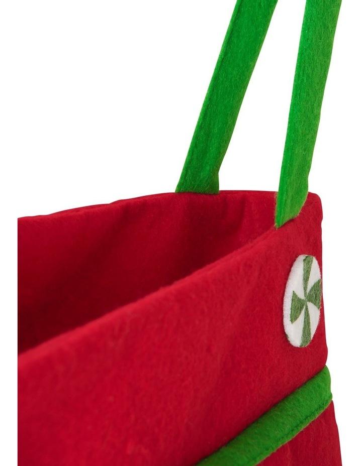 Heirloom Elf Bag Stocking image 4