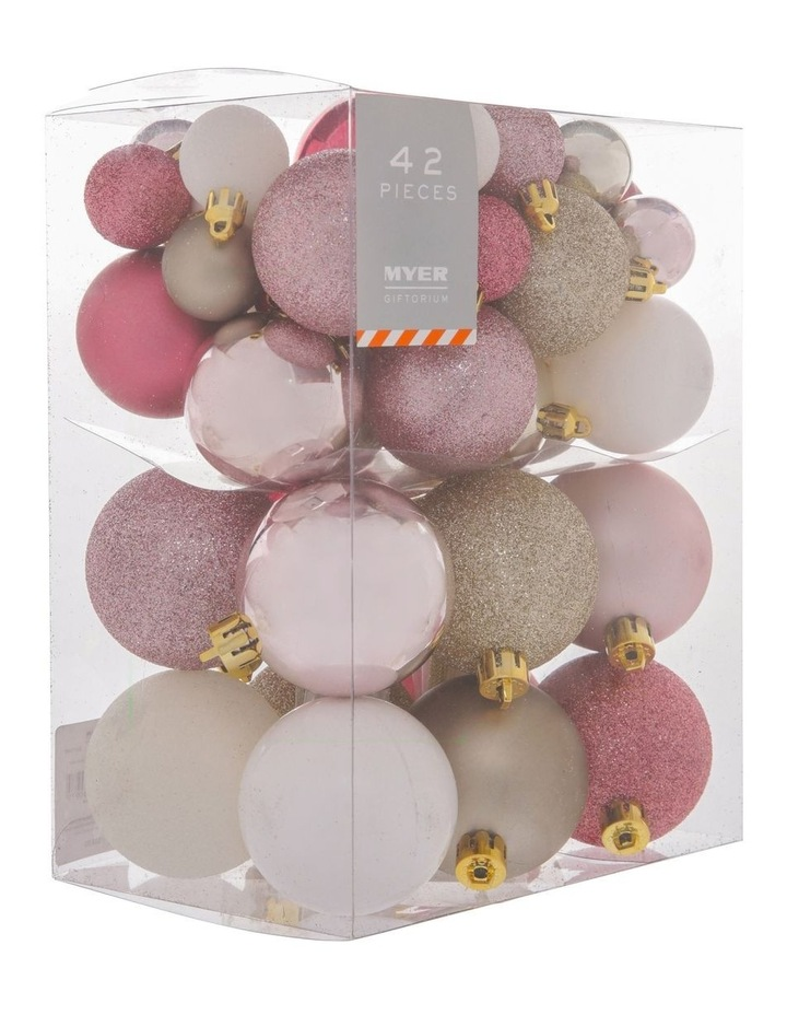 Luxe 42 Piece Baubles image 2